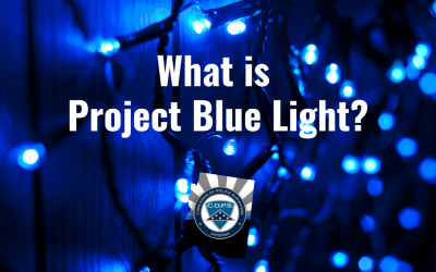 What is Project Blue Light?