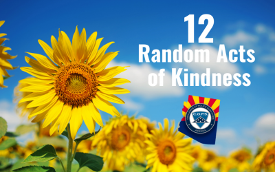 12 Random Acts of Kindness to Share with Your Community