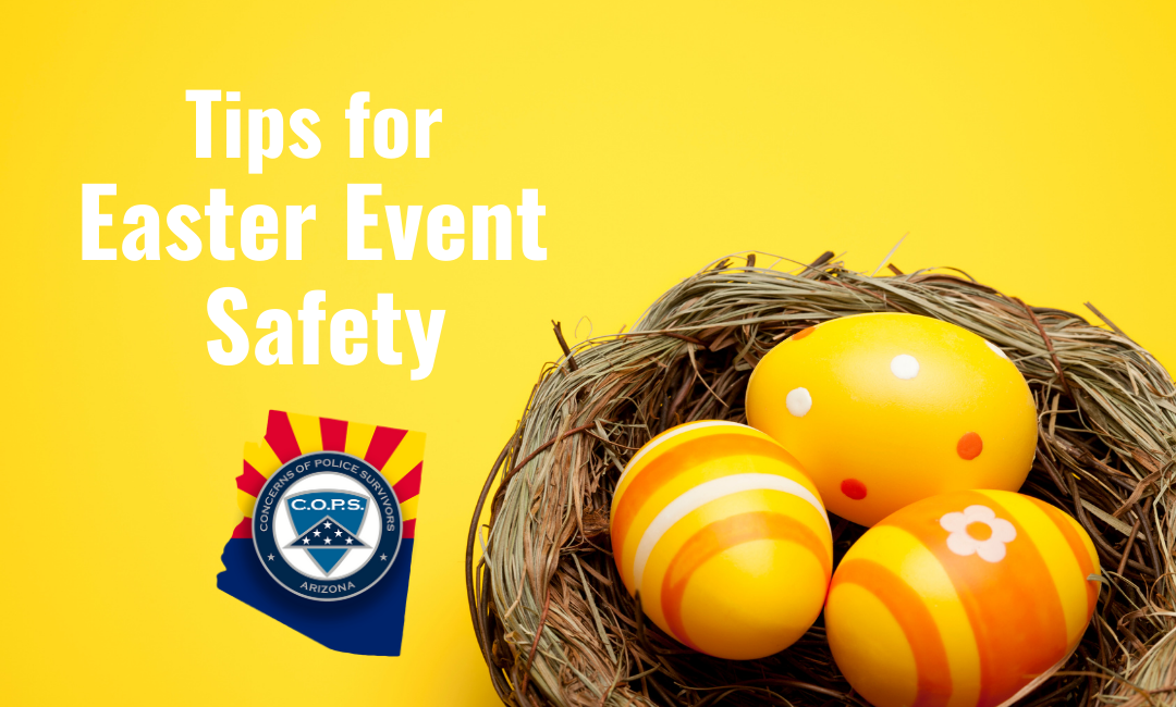 Tips for Easter Event Safety