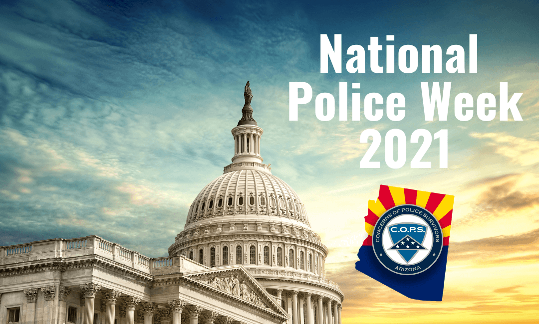 National Police Week 2021