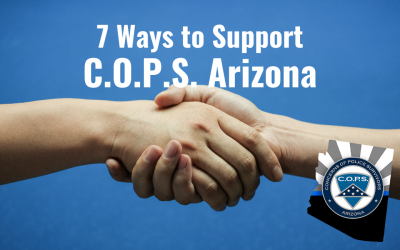 7 Ways to Support C.O.P.S. Arizona