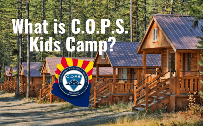 What is C.O.P.S. Kids Camp?
