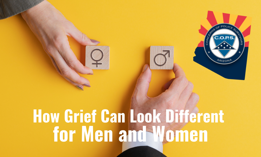 How Grief Can Look Different for Men and Women